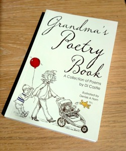 grandma's poetry book